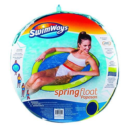 SWIMWAYS Materassino Poltrona Spring Float, Colori Assortiti, 6045229