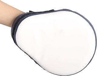 Alomejor Guantes de Boxeo curvados ArcTaekwondo Almohadillas de Entrenamiento para Kick Boxing ARC Training Shield Target Pad