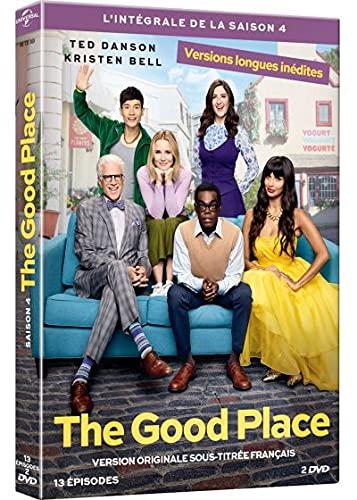 The Good Place-Saison 4 [DVD]