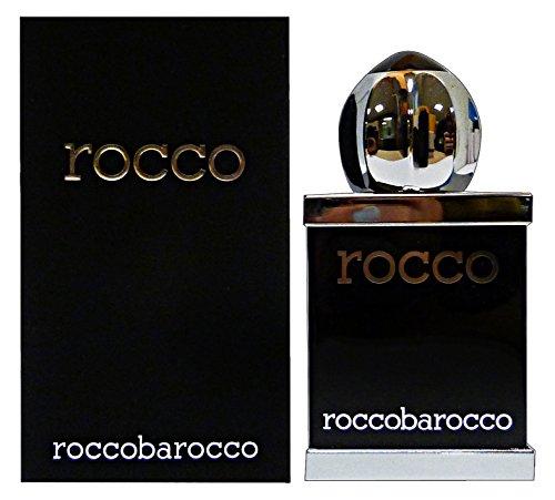 Roccobarocco Black Eau de Toilette pour Homme – 250 gr