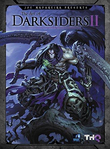The Art of Darksiders II-