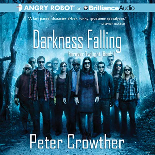 Darkness Falling cover art