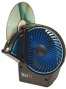 Digital Innovations 4070300 SkipDR/SkipDRx - Reparador de DVD y CD con Sistema de Limpieza