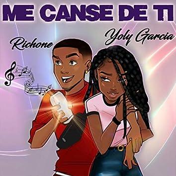 Me Canse de Ti (feat. Richone)