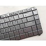 B Blesiya Argento - Tastiera US per Laptop per HP Pavilion DV5 DV5-1000 DV5-1100 DV5T DV5Z...