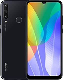 "Huawei Y6p Smartphone with 6.3"" Dewdrop Display(3 GB RAM+64 GB ROM, Octa-core Processor, 13MP Triple Camera, ultra wide an..."