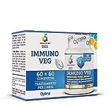 Colours Of Life - Duo Pack Immuno Veg Suplemento Alimenticio Natural, Vitaminas para Reforzar El Sistema Inmunitario 21 g