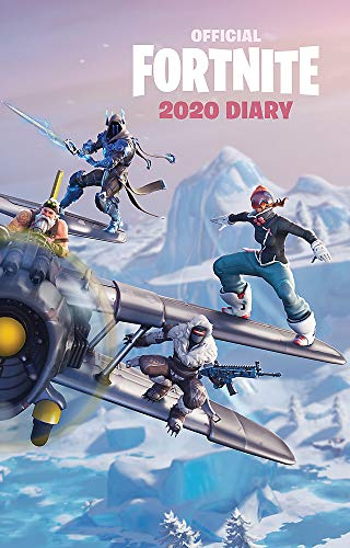 FORTNITE Official 2020 Diary (Official Fortnite Books)