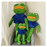 Aolongjs Peluche 50/70 / 90cm Toys de Peluche Muñecas de Peluche Suave para niños Regalo de cumpleaños (Height : 70cm)