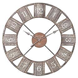 12 Best Farmhouse Clock Farmhouse Style