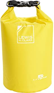 Lewis N. Clark Lewis N. Clark WatersealsTM Dry Bag, 5l, Yellow (yellow) - 94805YEL