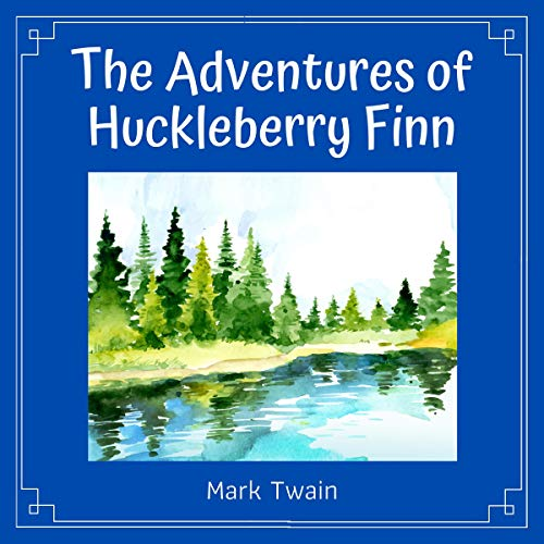 The Adventures of Huckleberry Finn Titelbild