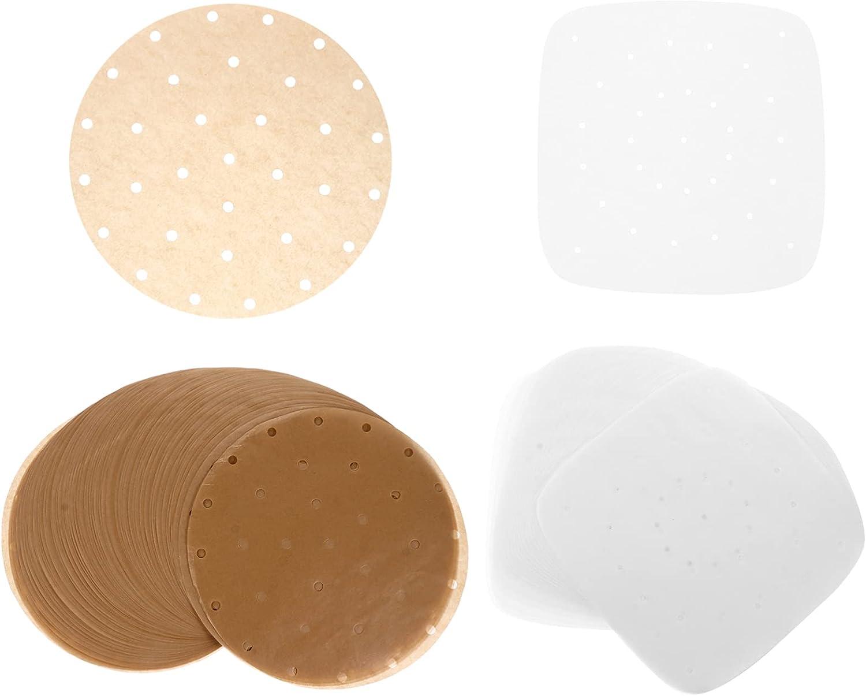 HEMOTON 200pcs Baking Sheets Selling Parchment Paper trust B Non- Precut Stick