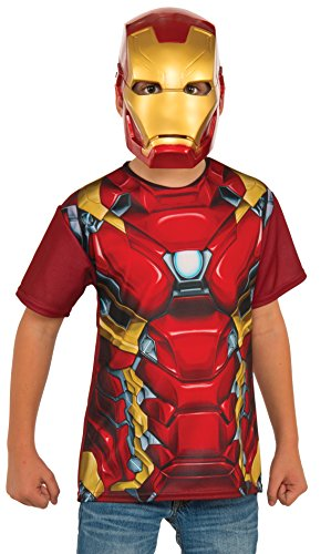 Rubie's Costume Captain America: Civil War Iron Man Child...