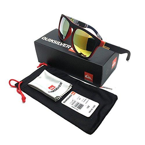 Rabusion UV400 - Gafas Sol Hombre Mujer 4 Unidades