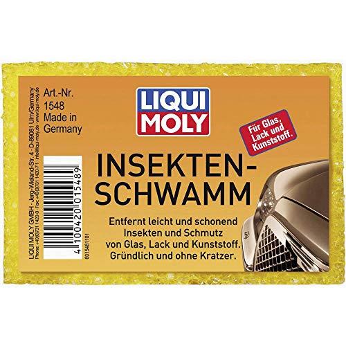 LIQUI MOLY 1548 Insekten-Schwamm, 1 Stück