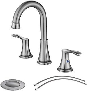 Stupendous Amazon Com Wide Spread Bathroom Sink Faucets Bathroom Download Free Architecture Designs Ferenbritishbridgeorg