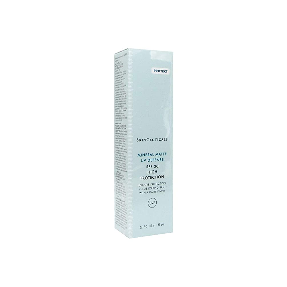 さまよう喜ぶケーキSkinceuticals Mineral Matte Uv Defense Spf30 30ml [並行輸入品]