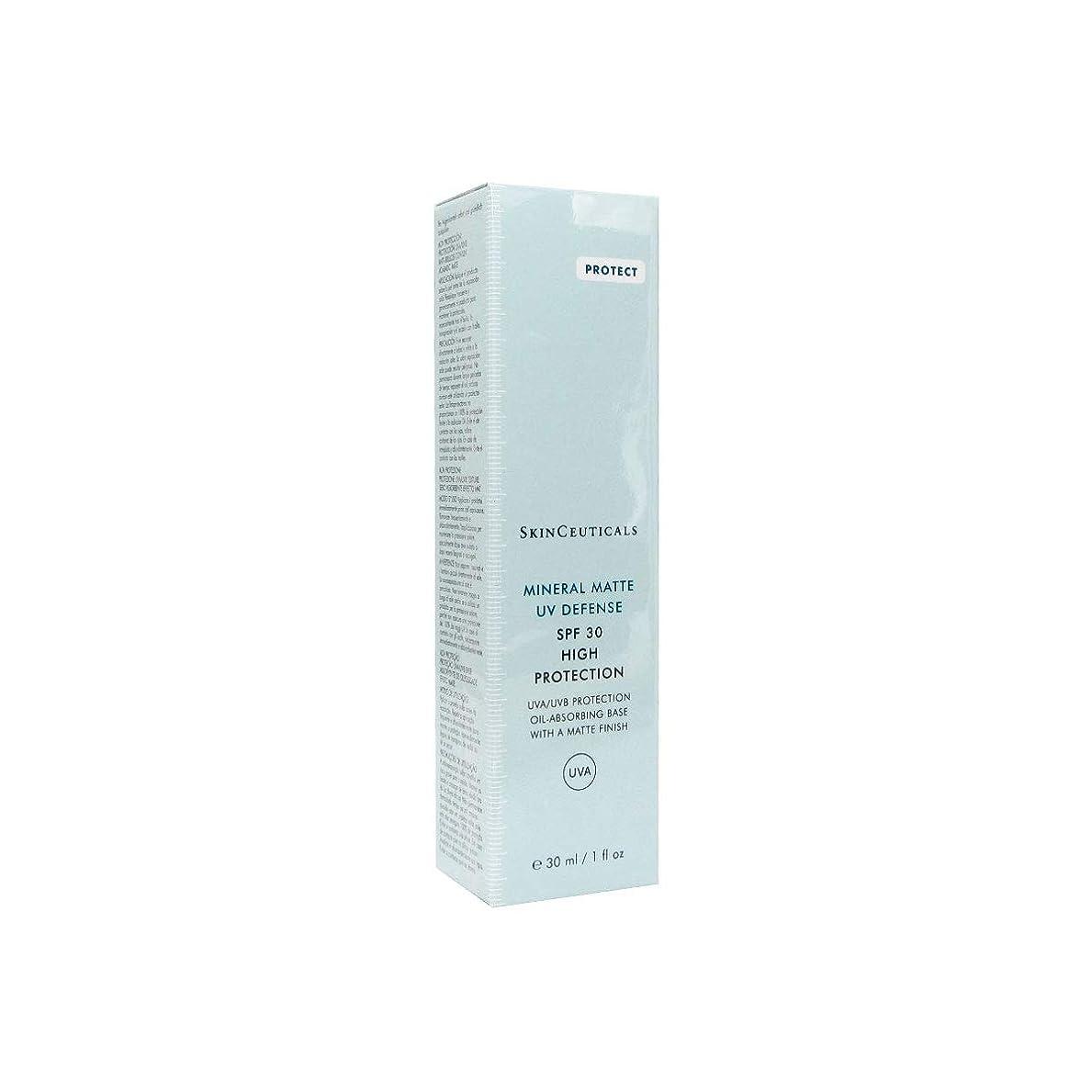 偽物ファイター違法Skinceuticals Mineral Matte Uv Defense Spf30 30ml [並行輸入品]
