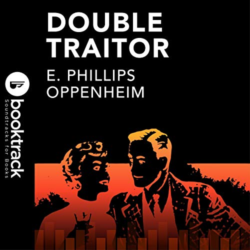 Double Traitor audiobook cover art