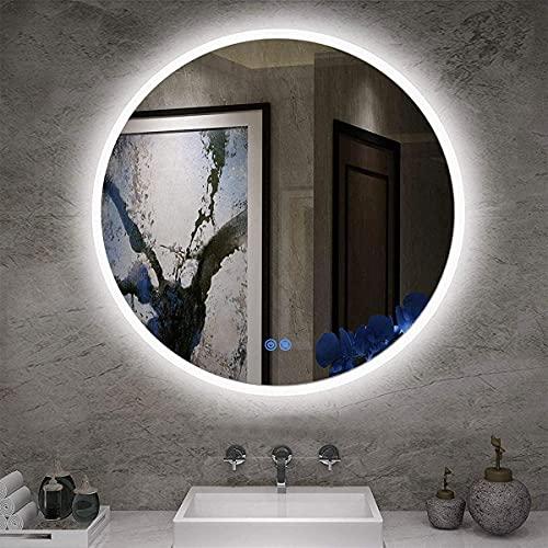 espejo retroiluminado de la marca DIDIDADA