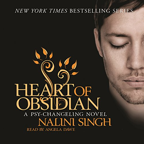 Heart of Obsidian audiobook cover art