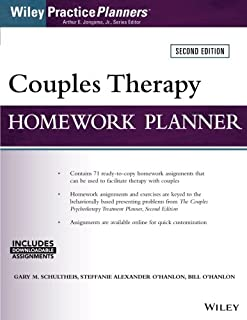 Best couples therapy homework planner Reviews