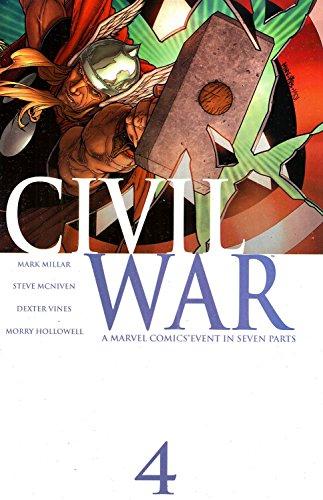 marvel civil war 4 - 4