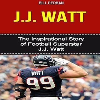J.J. Watt audiobook cover art