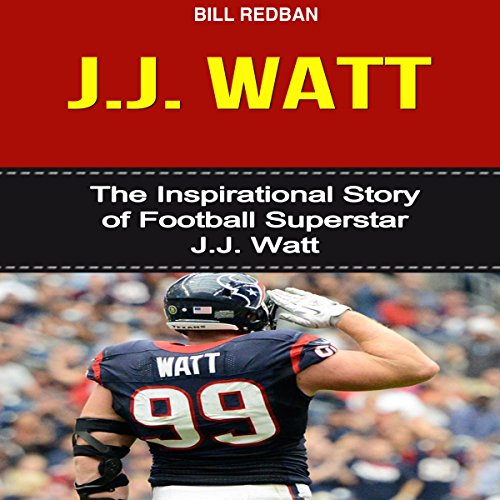 J.J. Watt audiobook cover art