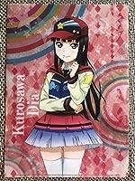 ラブライブ サンシャイン!! The School Idol Movie Over the Rainbow 劇場版 クリアファイル バラ 1枚 黒澤ダイヤ