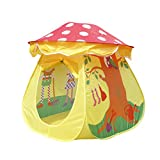 ueetek tenda giocattolo per bambini ragazzi ragazze fungo casa tenda...