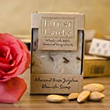 First Lady - Jabón de control de manchas de jojoba hecho a mano, 125 g