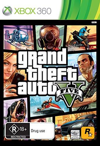 Grand Theft Auto 5 - 360