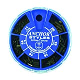 Anchor Tackle Styles 6 Division Dispensador