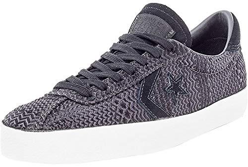 Converse Unisex-Erwachsene Cons Breakpoint OX Sneaker, Schwarz (Schwarz/Weiß Schwarz/Weiß), 37.5 EU
