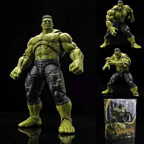 Action Figure SHF Hulk Marvel Avengers: Infinity War Personaggio Modello Giocattolo per Bambini 21cm