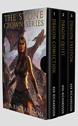 The Stone Crown Series: The Complete Series (English Edition)