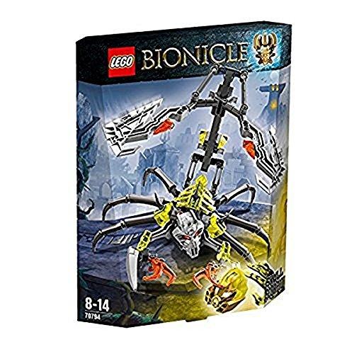 LEGO Bionicle - Scorpio, Figura de acción, 107 Piezas (70794)