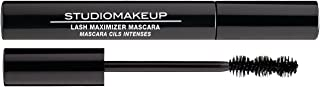 Studio Makeup Lash Maximizer Mascara, Black, 0.27 Ounce