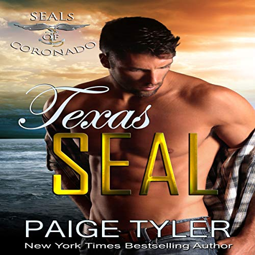 Texas SEAL audiobook cover art