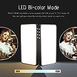 Immagine 2 rgb luce led andoer portatile