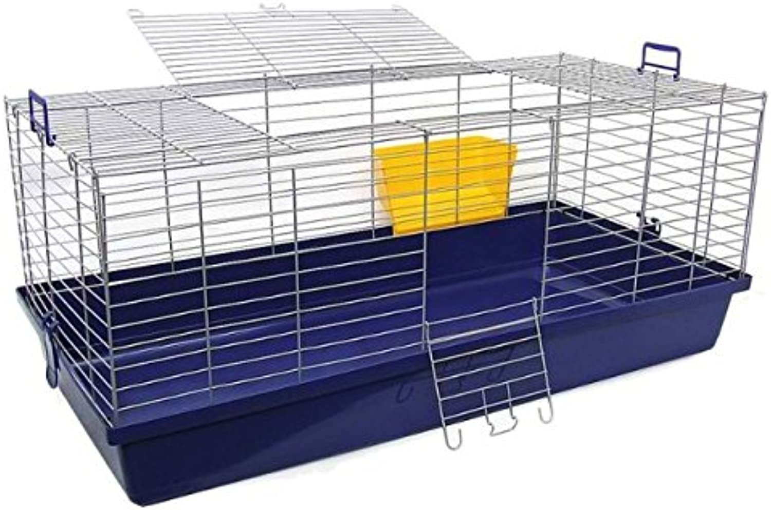 Robust Rabbit And Guinea Pig Cage 100 A Classic Home For Small Pets Like Guinea Pigs And Dwarf Rabbits