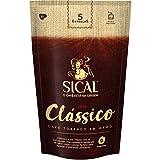 Sical 5 EstrelasRoasted Coffee Bean Lot en el envasado de Classic 250 g