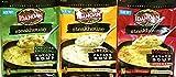 Cheddar Broccoli Potato Soup Mix, Creamy Potato Soup Mix, Loaded Potato Soup Mix - Variety Pack of 3 - Idahoan Premium Steakhouse Soup Mixes