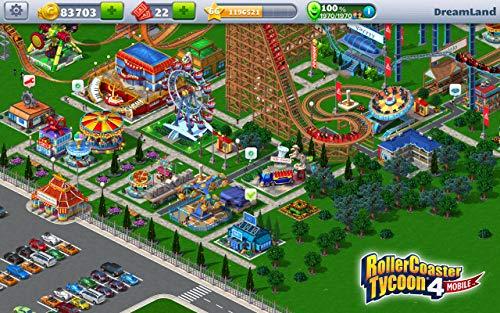 『RollerCoaster Tycoon® 4 Mobile™』の2枚目の画像