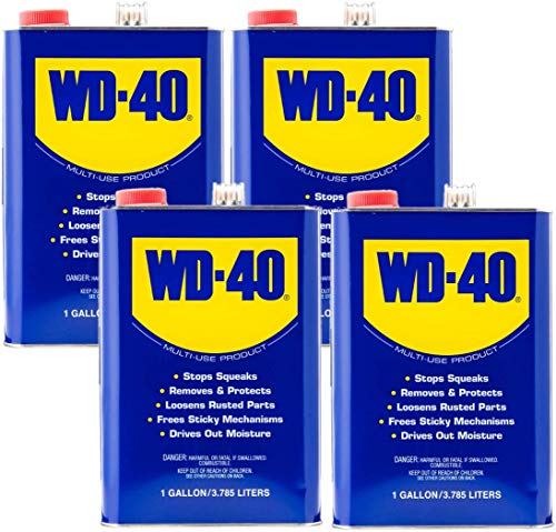 WD-40 - 490118 Multi-Use Product, One Gallon...