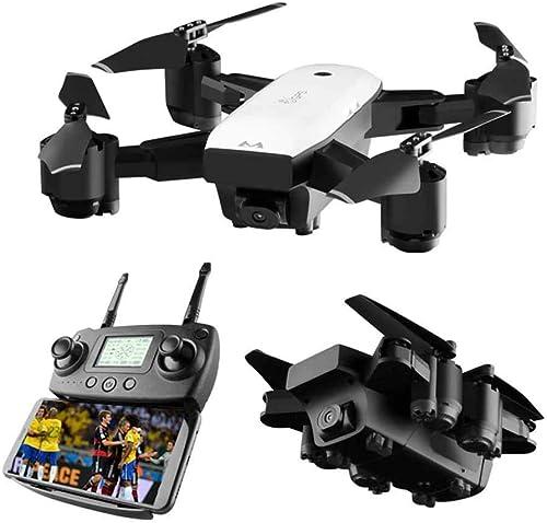 El nuevo outlet de marcas online. FPV RC Quadcopter Drone with1080P HD HD HD Cámara WiFi Función de Video en Vivo Modo sin Cabeza, Sígueme, Altitude Hold, One Key Return y One Key Takeoff Landing  mas preferencial