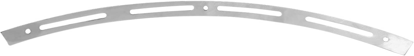CICMOD Stainless Steel Fairing Windshield Trim for Harley Tourin
