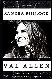 Sandra Bullock Adult Activity Coloring Book (Sandra Bullock Adult Activity Coloring Books)